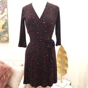 NWT Leota Perfect Wrap Dress XS